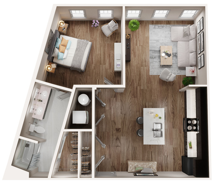 LOWE Floor Plan Image