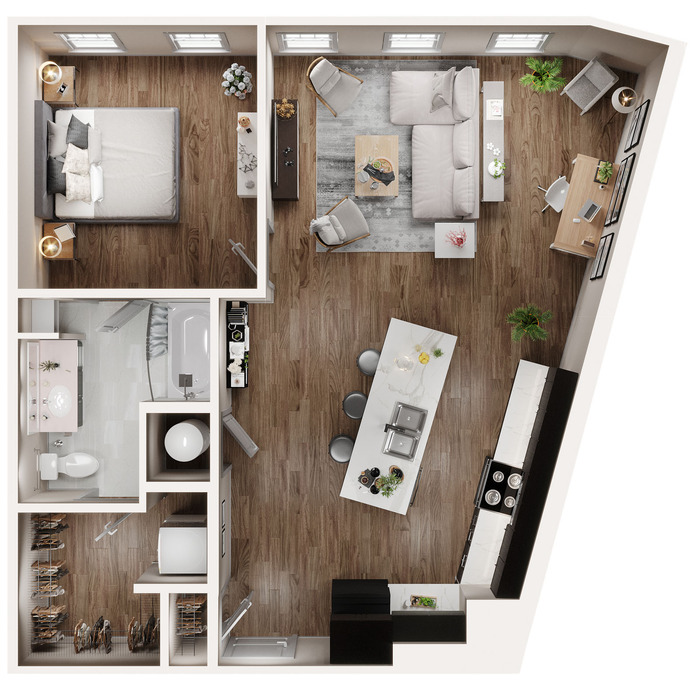 FAIRTHORNE Floor Plan Image